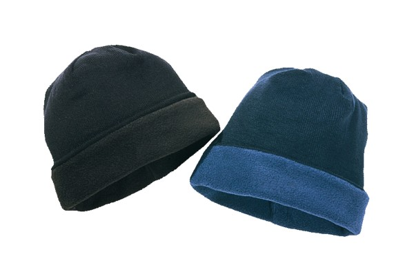 C4S Fleece Hat black