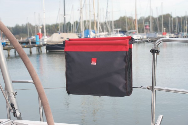 Sea rail Bag red/black
