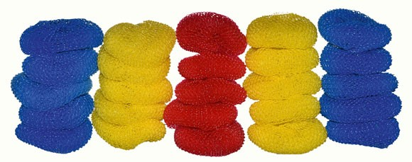Synthetic Cleaning Sponge 25 pcs. bag
