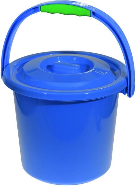 Toilet Bucket with Lid, 5 liters