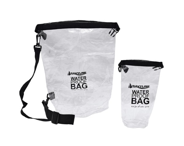 Transparenter Dry Bag