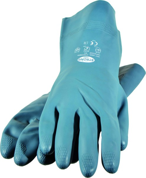 Latex Polychloroprene Glove Size L