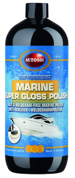 AUTOSOL® High Performance Marine Anti-Schleier-,Hologrammpolitur 1L