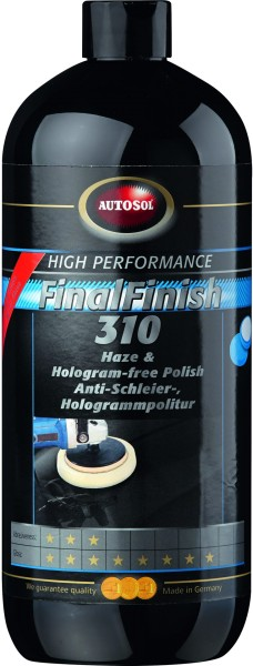 AUTOSOL® Final Finish 310 1L