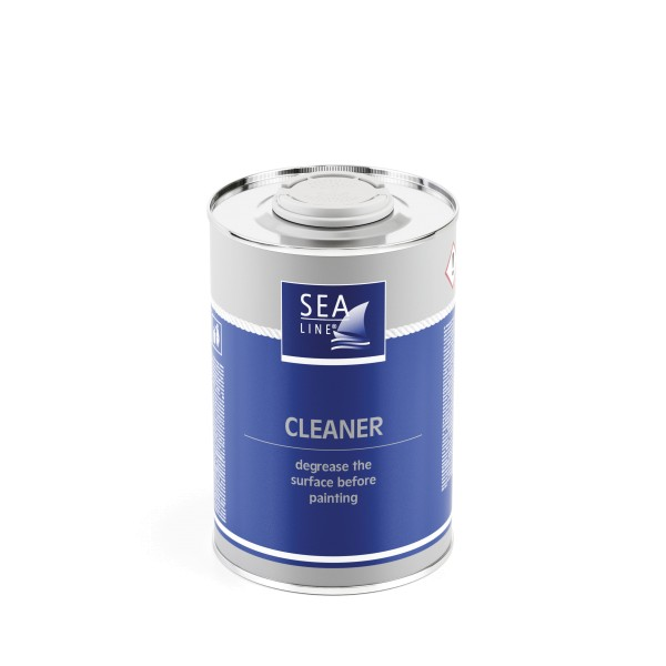 SEA LINE SILICON CLEANER 1 Litre