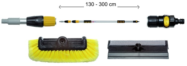 Wash Brush Set Mail Order No. 4