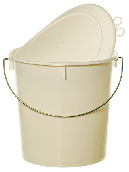 Bucket 10 litres with cover