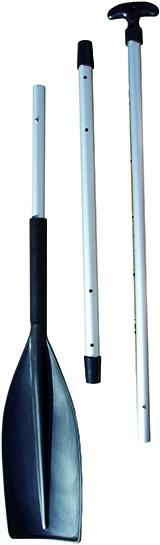 SUP Paddel 3-teilig höhenverstellbar 188 – 208 cm