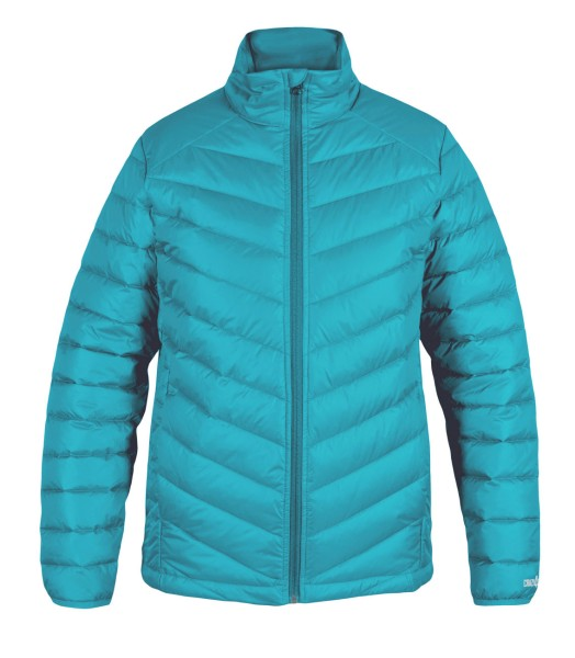 Newport Men Jacke Featherless, türkis