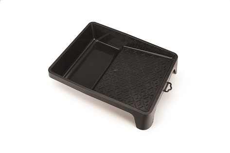 """Roller Tray, black, fits 4"""" rollers"""
