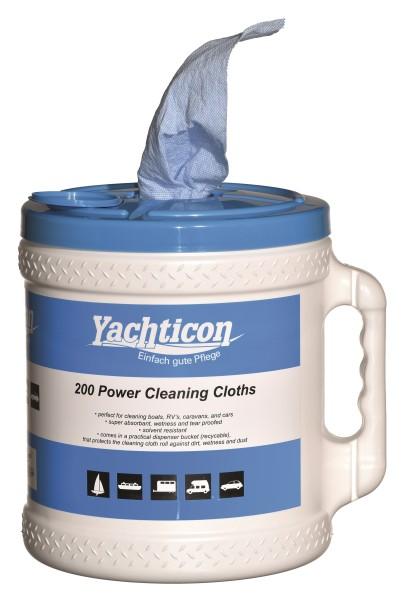 Reinigungstuch Spender 200 Tücher à 38 x 24 cm