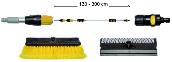 Wash Brush Set Mail Order No. 2