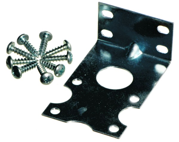 Mounting Brackets with Screws