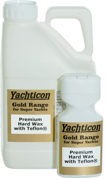 Superyacht Premium Hard Wax with Teflon® Surface Protector 5 Litres