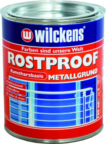 WILCKENS Rostproof-Metallgrund