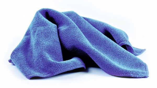 SEA LINE Microfibre cloth 40 x40 cm blue