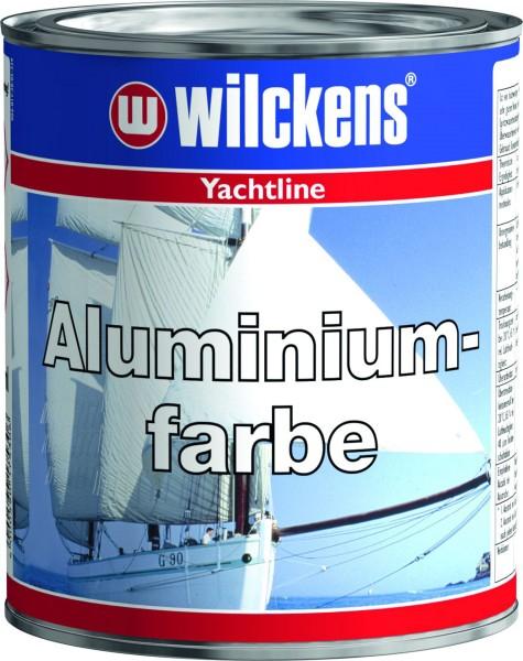 WILCKENS Aluminium paint, 750 ml, silver