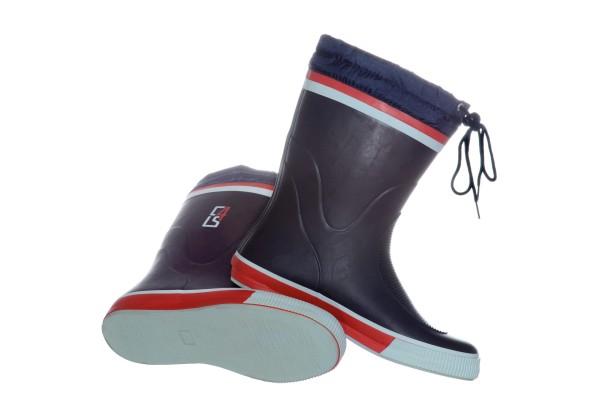 Sailing Boots, LONG, Navy (432) 37