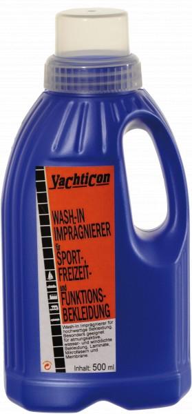 Wash-In Imprägniermittel für Sport-, Freizeit- und Funktionsbekleidung 500 ml