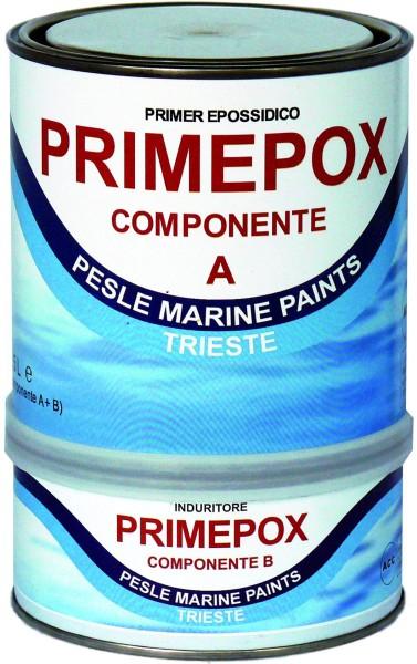 MARLIN Primepox Epoxy Grundierung für Alu, Leichtmetall, Eisen und Blei Eisen
