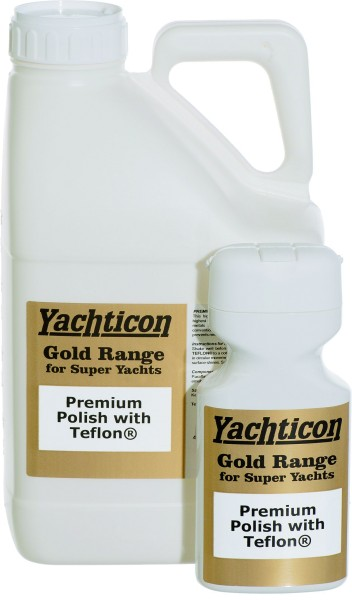 Superyacht Yacht Premium Polish with Teflon® Surface Protector 5 Litres