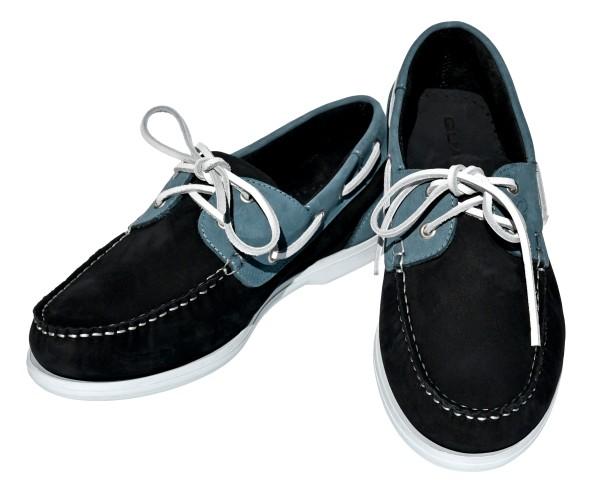 QUAYSIDE Ladies Shoe Bermuda - navy/glacier