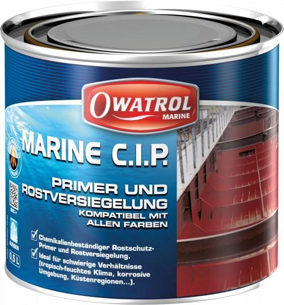 OWATROL MARINE CIP 0,5 Litre