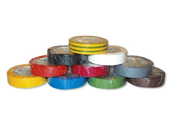 PVC Electrical Tape 10 m x 15 mm white