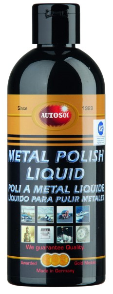 AUTOSOL® Metal Polish Liquid 250ml