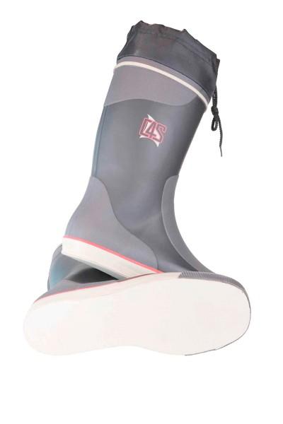 Sailing Boots, LONG, black/grey (146) 36
