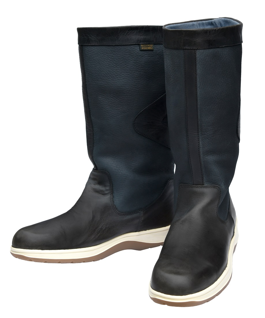 QUAYSIDE Offshore Boot grey