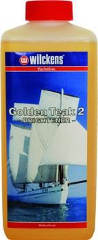 WILCKENS Golden Teak 2 -Brightener- 1000 ml