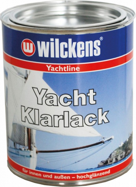 WILKENS Yacht Clear Varnish 750 ml