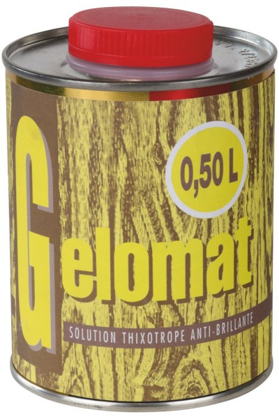 GELOMAT MATTIG ADDITIVE