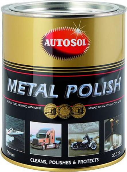 AUTOSOL® Metal Polish 75ml Tube