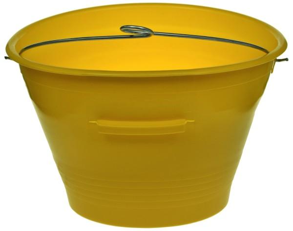 Eimer gelb 14 Liter