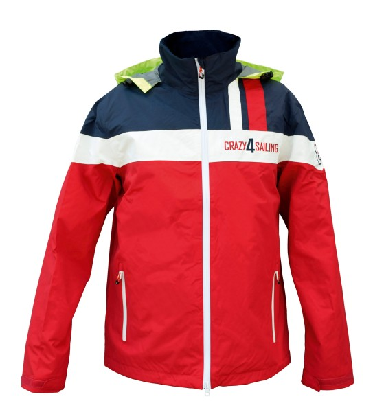 Onshore Jacket, RED/ink/white (334), S