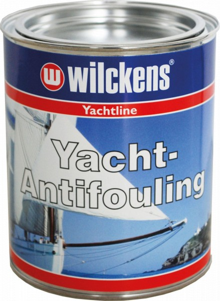 WILKENS Yacht Antifouling selfpolishing red brown 750 ml