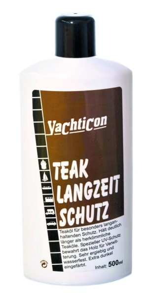 Teak Long Term Protection 500 ml