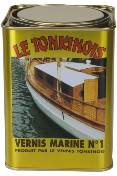 LE TONKINOIS Marine Nr.1, farblos