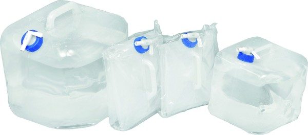 Foldable Jerry Can LDPE, 8 Litres
