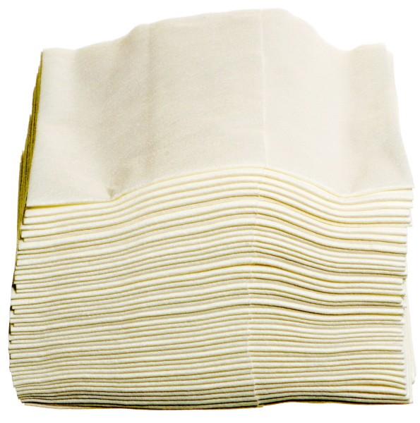 Viscous Polishing Cloths 38 x 35 cm 40 Sheets