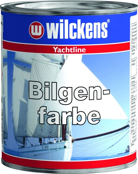 WILKENS Bilge Paint 750 ml RAL 9010 white