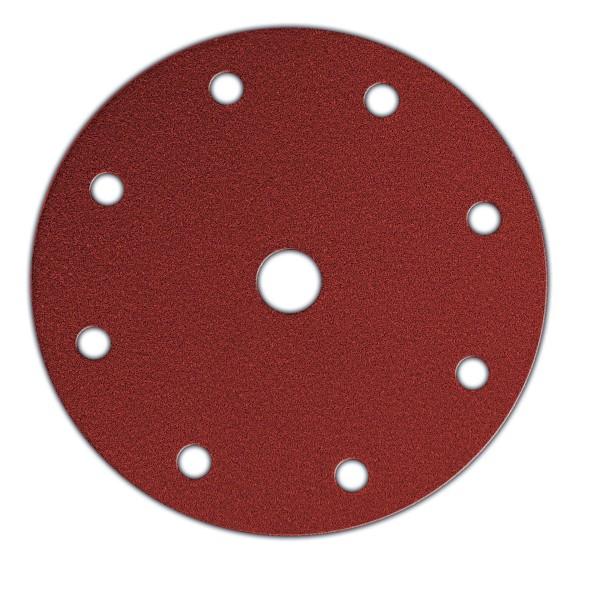 Coarse Cut Scheiben 150 mm Ø, 9-fach gelocht
