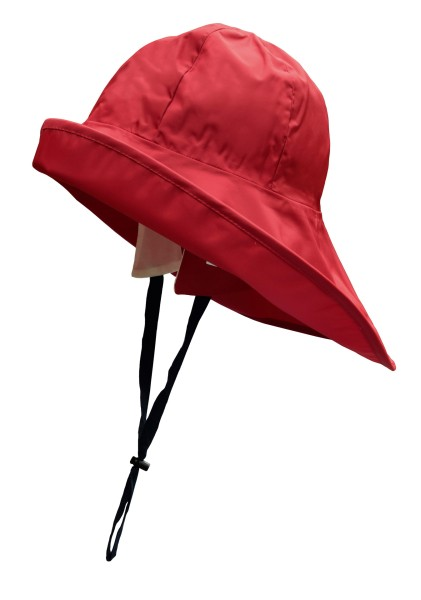 C4S Southwester Hat Pro red (301), S