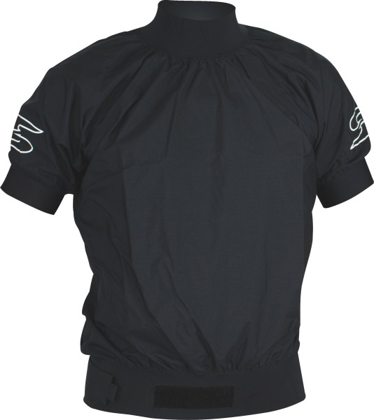 Jacket Race 3L Short Sleeve black
