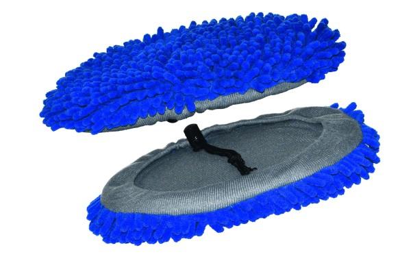Mikrofaser Waschbürsten-Überzug