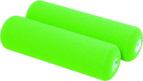 Varnish Smoothing Foam Roller 100 mm / 2 Pack.