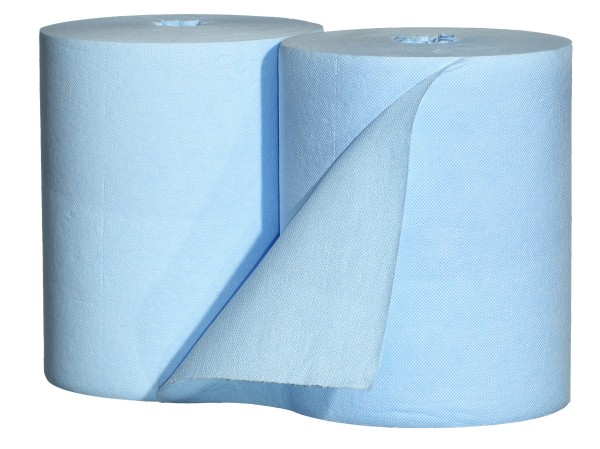 Replacement Rolls for Cleaning Cloth Dispenser (2 Rolls à 200 Cloths)