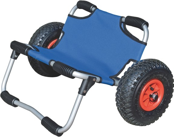 Kanu Wagen Basic mit Sitz